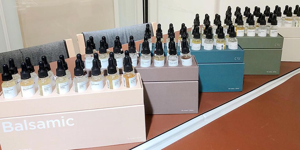 Glimmer Studio | Fragrance Mixing Class - 調香班