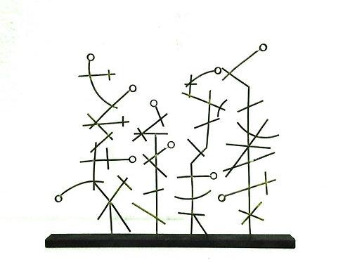Escultura Animada