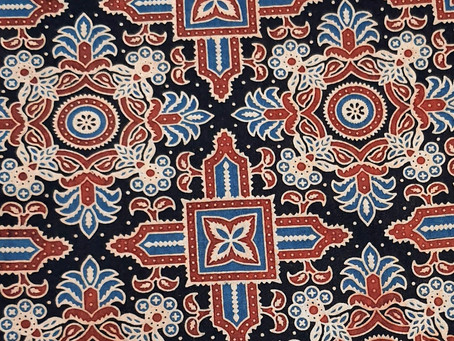 The Tale Of Ajrakh Print: Keeping Up The Long-Lasting Legacy Of Khatris