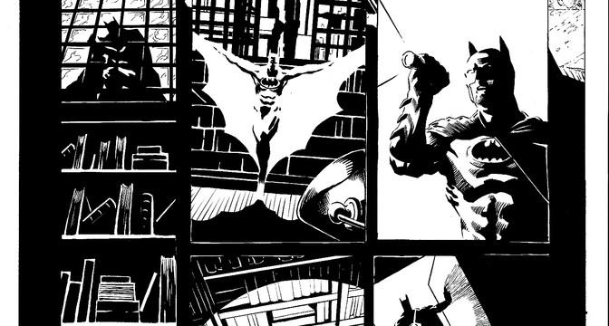 Batman pg 2