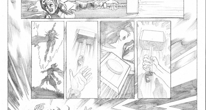 Mighty Thor pg 2