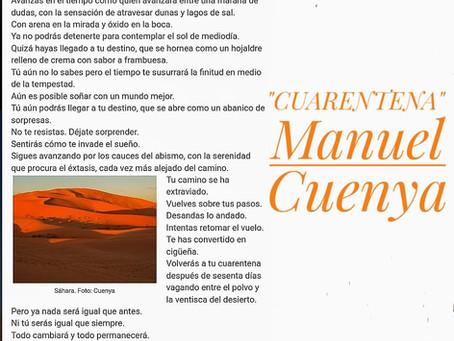 CUARENTENA de Manuel Cuenya