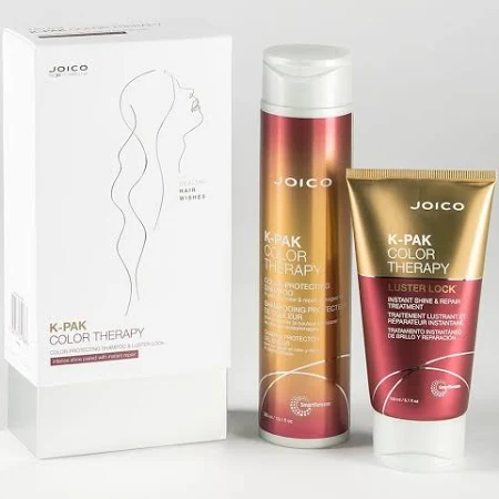 Joico K-Pak Luster Lock and Color Therapy Shampoo Gift Set