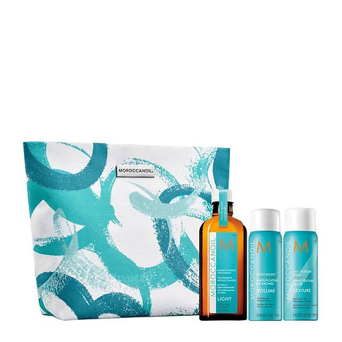 Moroccanoil Volume Beauty Bag Limited edition