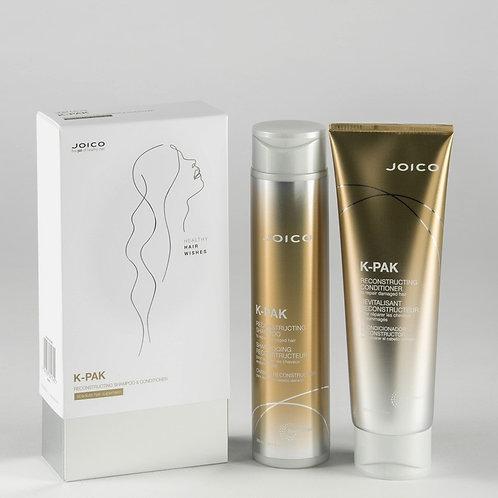 Joico K-Pak Repair Shampoo and Conditioner Gift Set