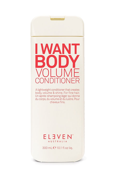 I Want Body Volume Conditioner - 300ml
