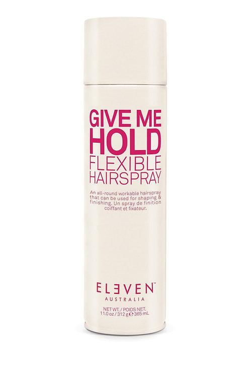 Give Me Hold Flexible Hairspray 400ml