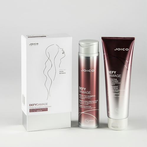 Joico Defy Damage Shampoo and Conditioner Gift Set