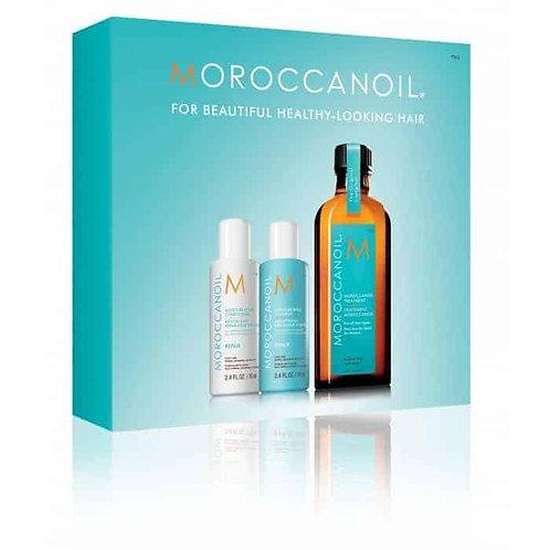 Moroccanoil with FREE VOLUME Shampoo & Conditioner