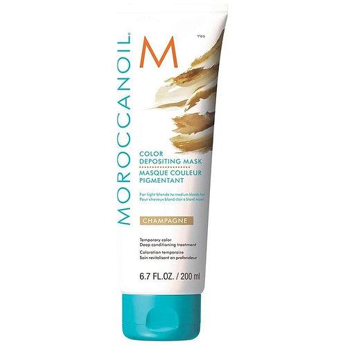Moroccanoil Color Deposit Mask Champagne 200ml