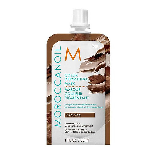 Moroccanoil Color Deposit Mask Cocoa 30ml