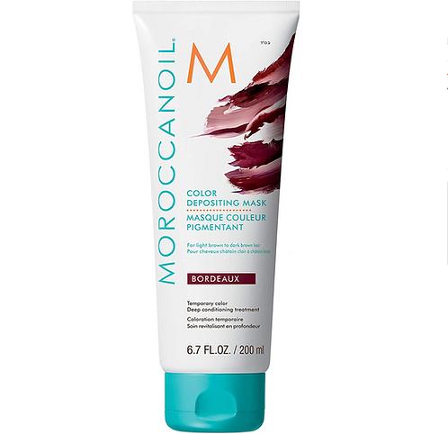 Moroccanoil Color Deposit Mask Bordeaux 200ml
