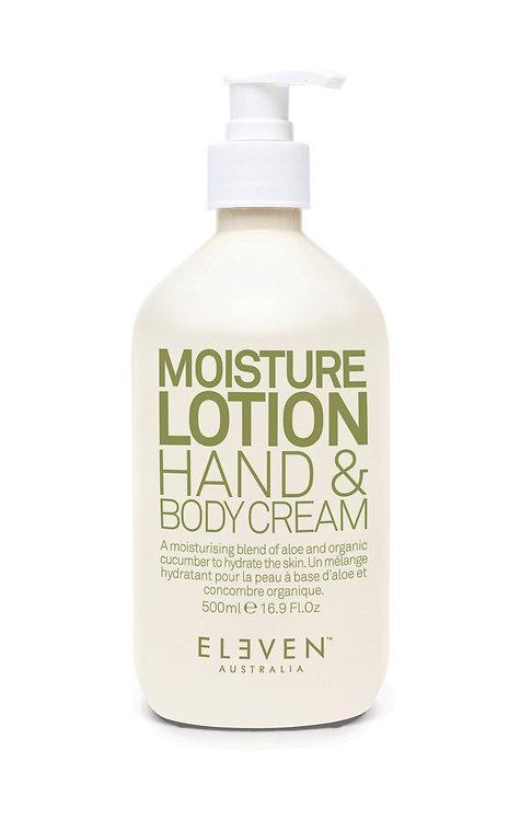 Moisture Lotion Hand & Body Creme - 500ml