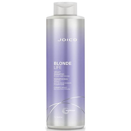 Blonde Life Violet Shampoo 1000ml