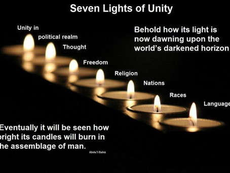 17. THE POWER OF UNITY