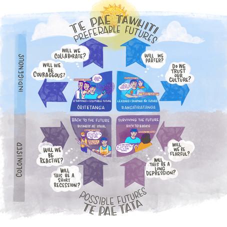 NGĀI TAHU: Illustrating the future