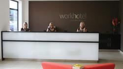 Work Hotel Reception
