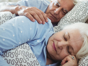 Tips to get your loved one's sleep back on track