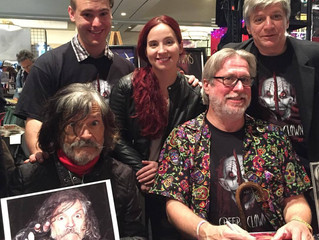 Chiller Theatre Autograph Signing