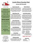 Loutre Shore newsletter