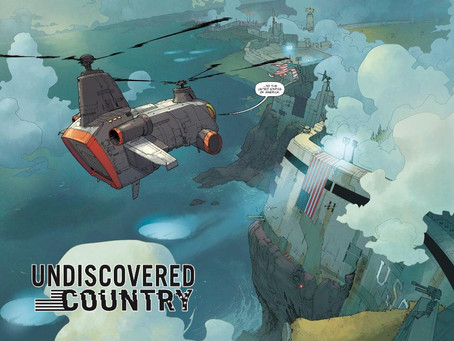 Undiscovered Country. Why Aren't You Reading It?