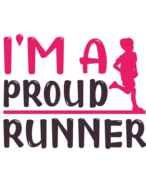 I'm a proud runner