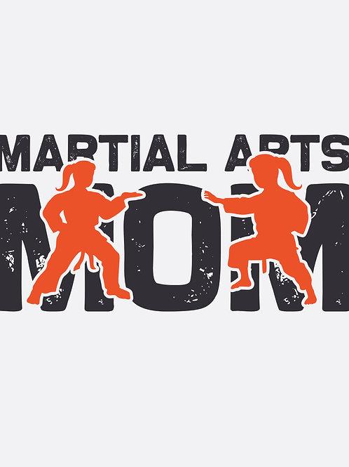 Martial Arts Mom
