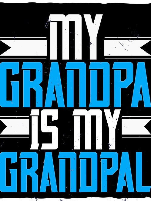 May Grandpa is my Grandpal