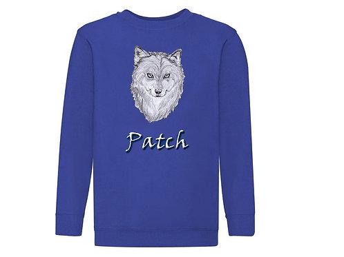 Patch MS Sweatshirt