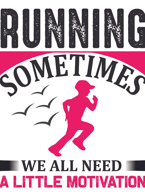 Running sometimes