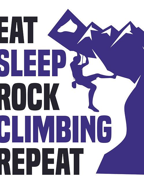 Eat Sleep Rock Climb