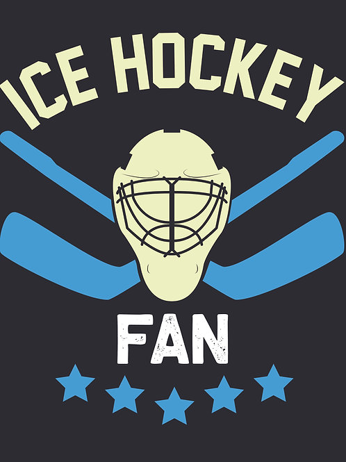 Ice Hockey Fan