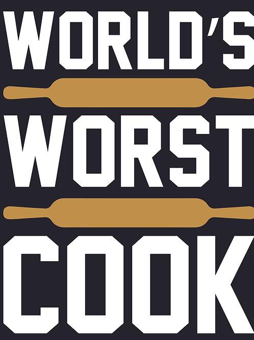 Worlds worst cook