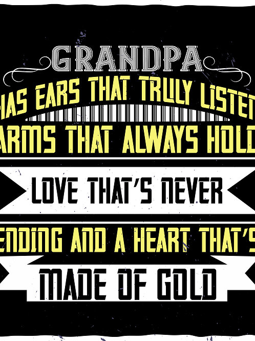 Grandpas have ears that truly listen - 02