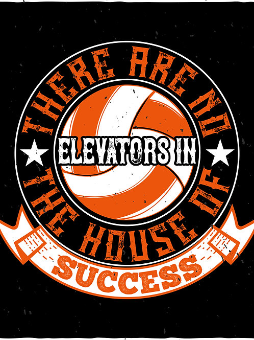 There are no elevators on the house of