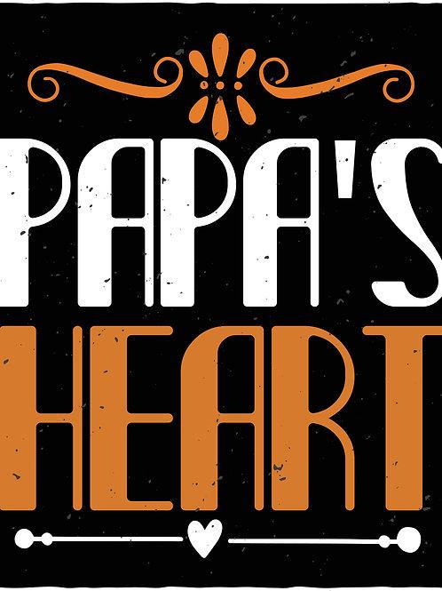 Papa's heart