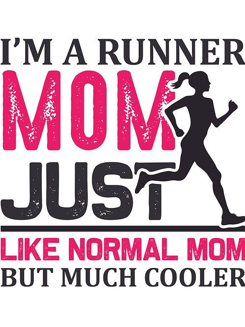 I'm a runner mom