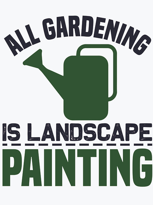All gardening