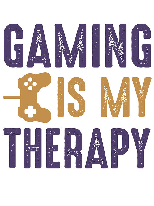 Gaming is my