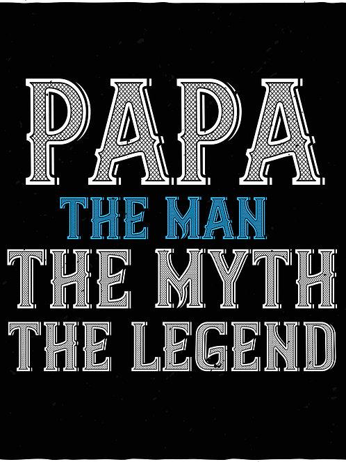 Papa the man the myth the legend