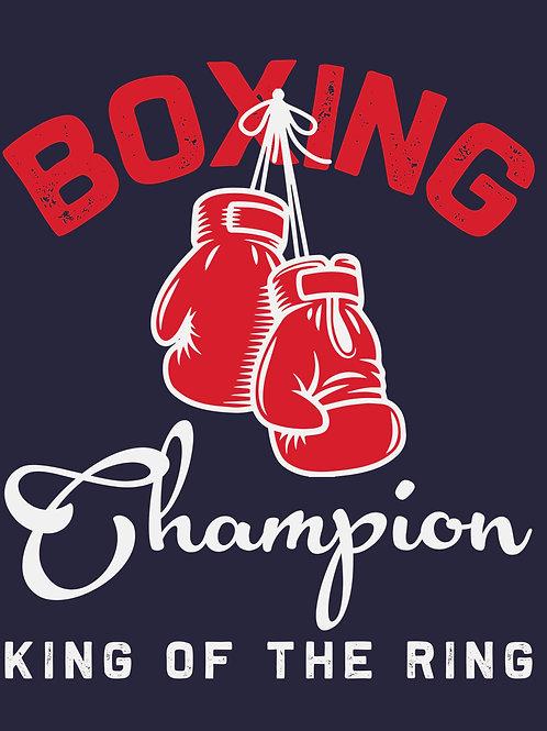 Boxing Champion