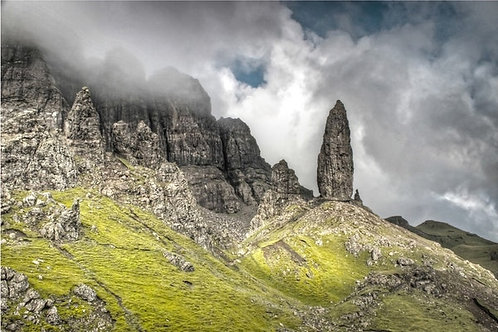 Scotland Photography Vacation Week 2.
