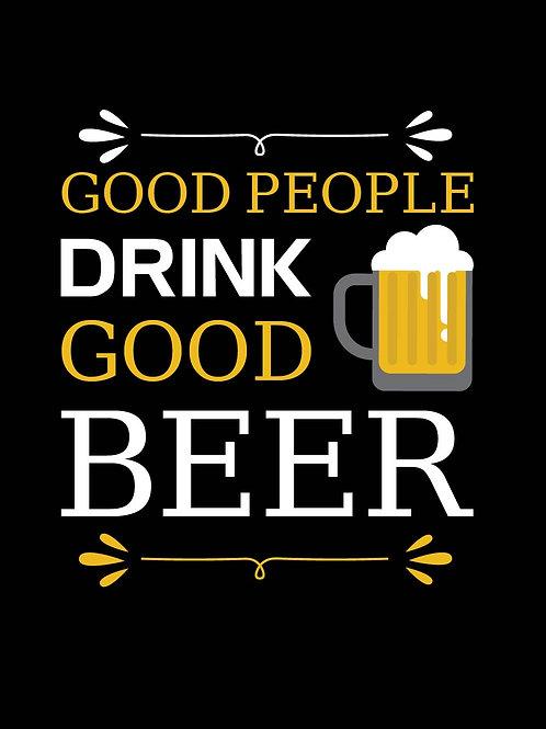 Good People Drink