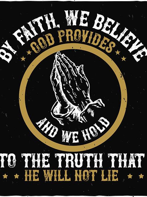 By faith we believe