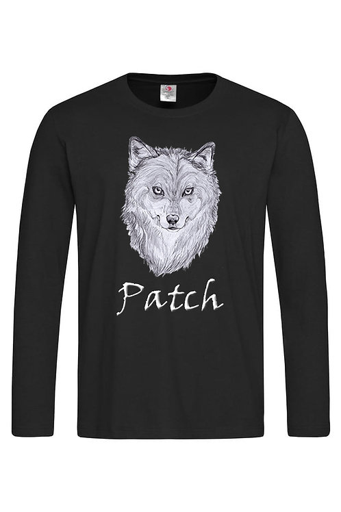 Patch MS Long sleeve T-shirt