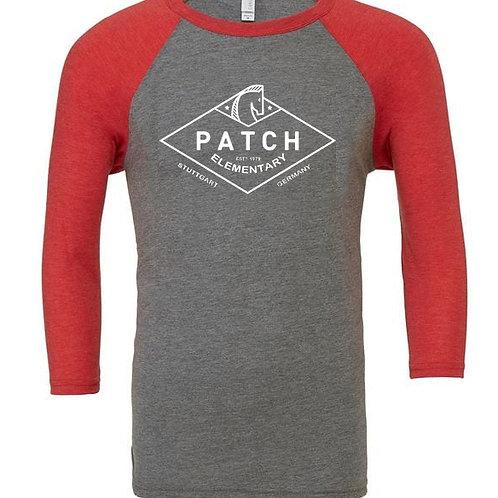 Patch ES Adult Baseball Shirt