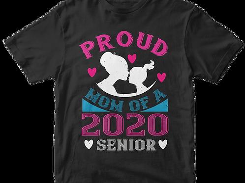 Proud Mom of 2020 Senior