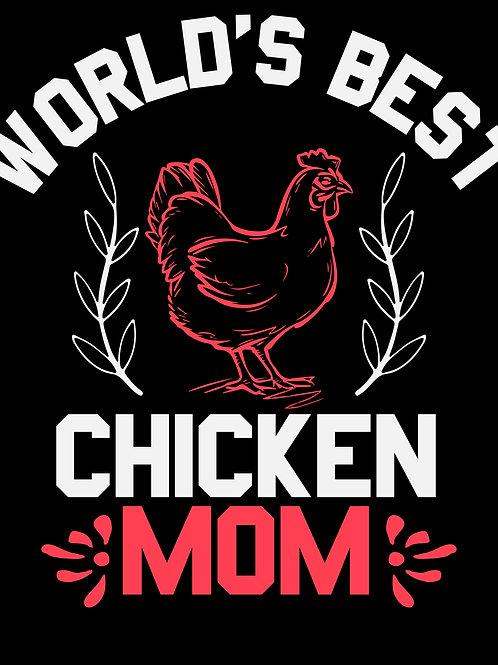 World's best chicken mom