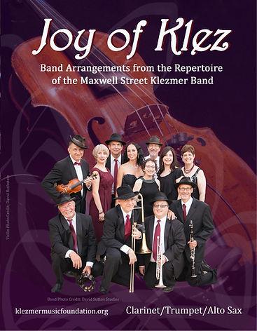 Joy of Klez Book Front Cover_web draft.j