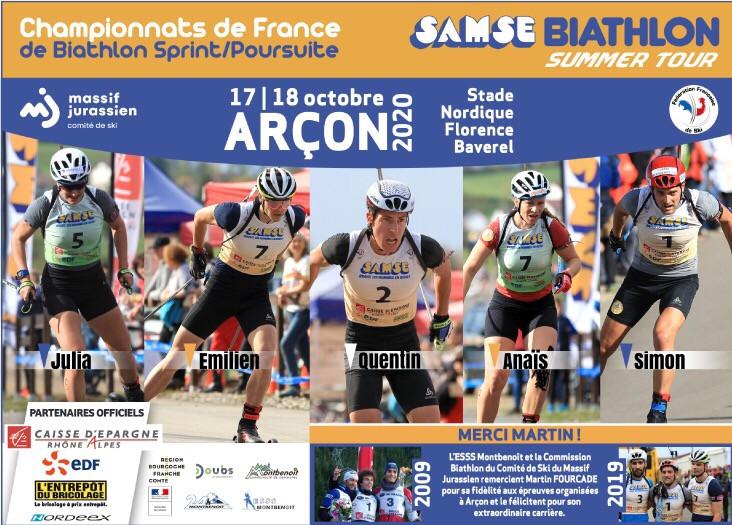 Arçon summer 2020